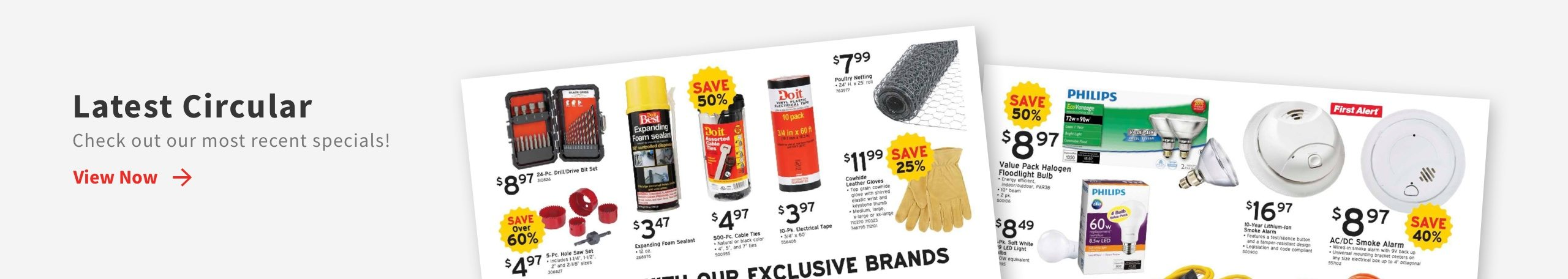 Download The latest ad from Rapid City Hardware