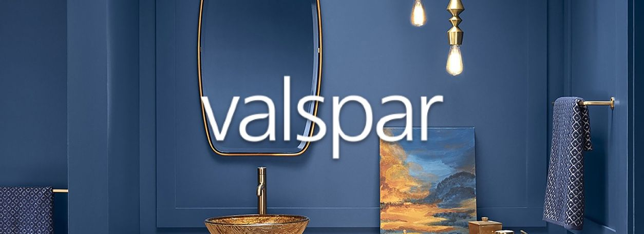Valspar paint at RC Hardware