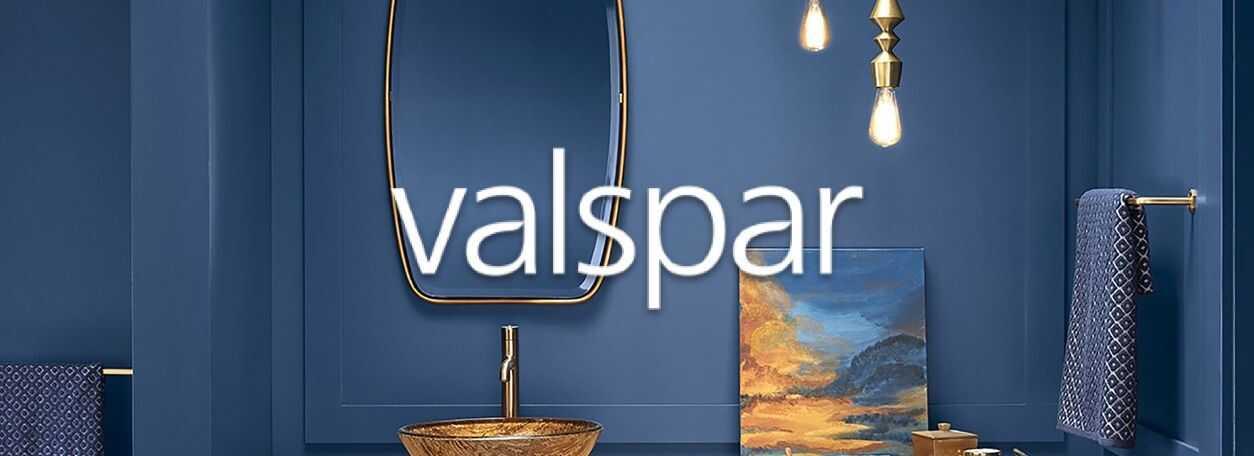 Valspar paint at RC Hardware