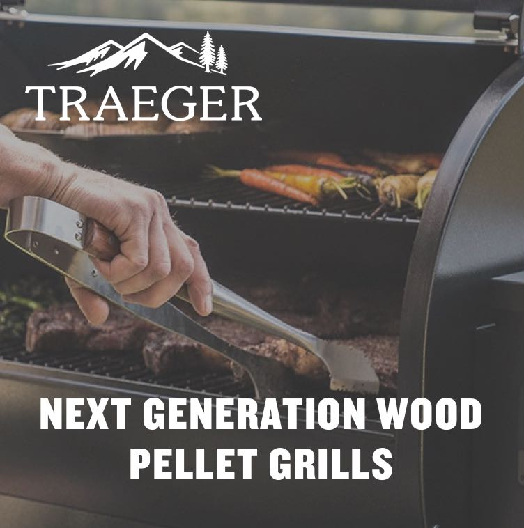 Traeger grills at RC Hardware