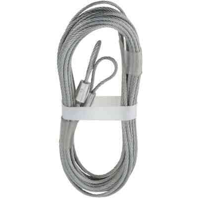 Prime-Line 3/32 In. Carbon Steel Extension Cable