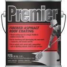 Premier 1 Gal. Fibered Asphalt Roof Coating Image 1