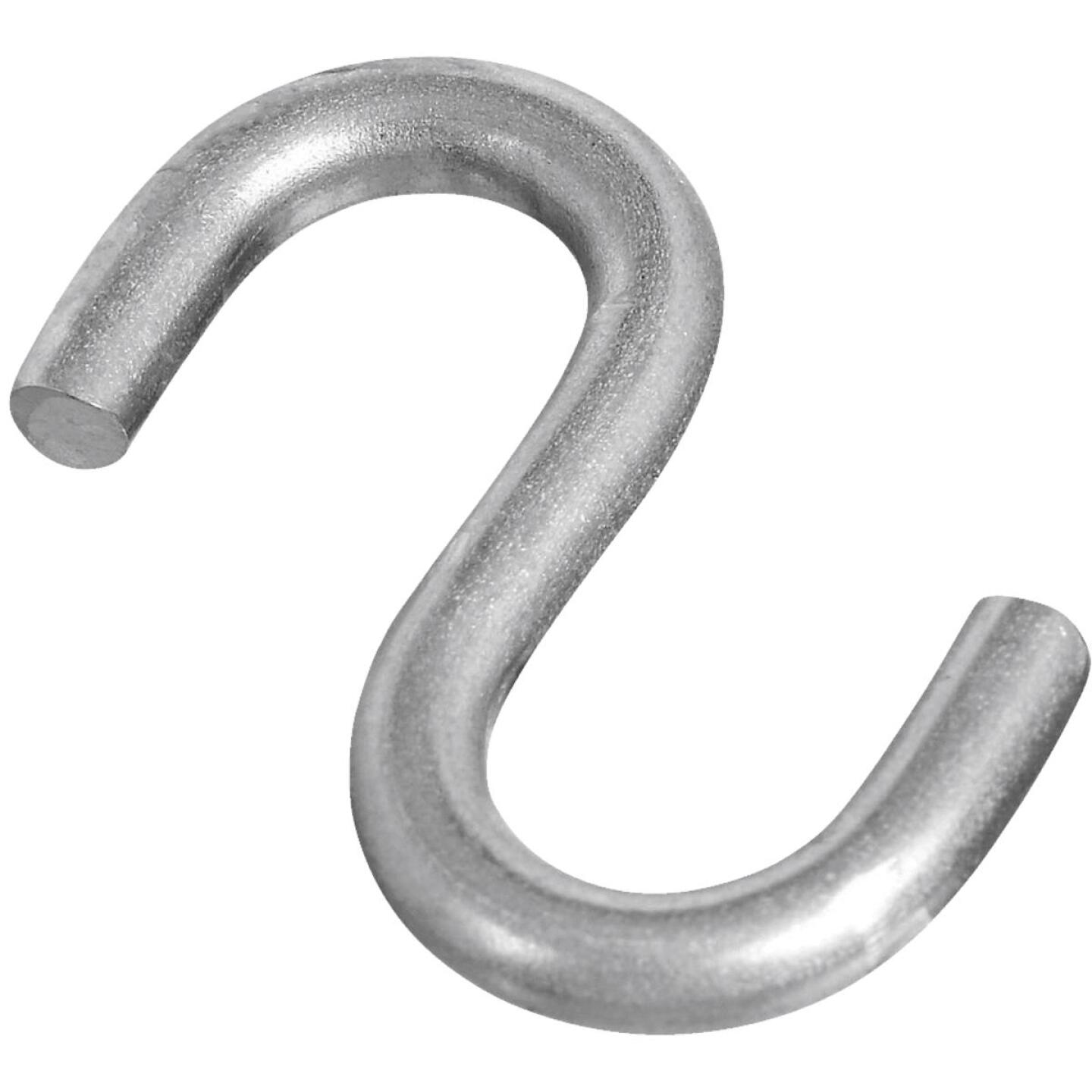 National 1-1/2 In. Stainless Steel Heavy Open S Hook Image 1