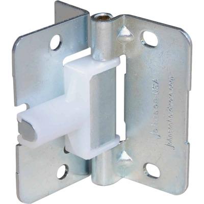 Johnson Hardware Zinc Spring Hinge (2 Count)