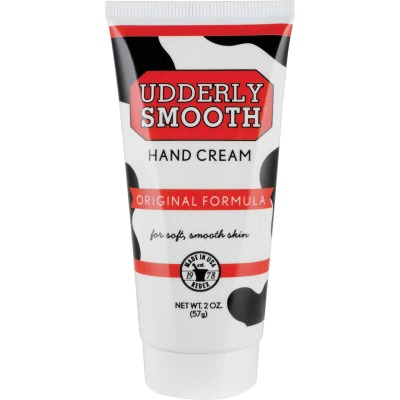 Udderly Smooth 2 Oz. Tube Udder Cream Lotion