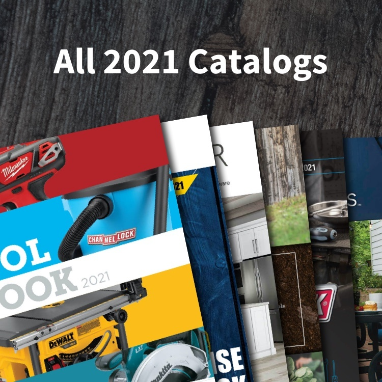 Our 2021 Catalogs Are Here